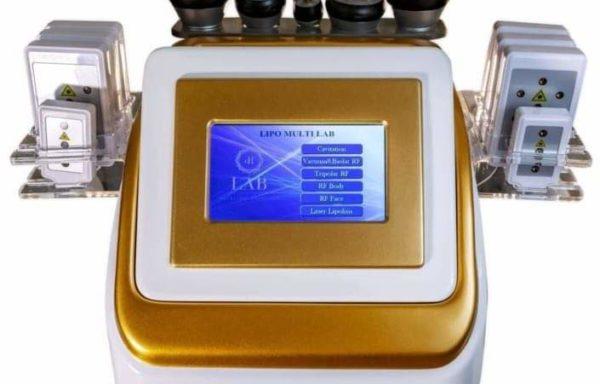 Lipo Laser Radiofrequenza Vacuum e Ultrasuoni